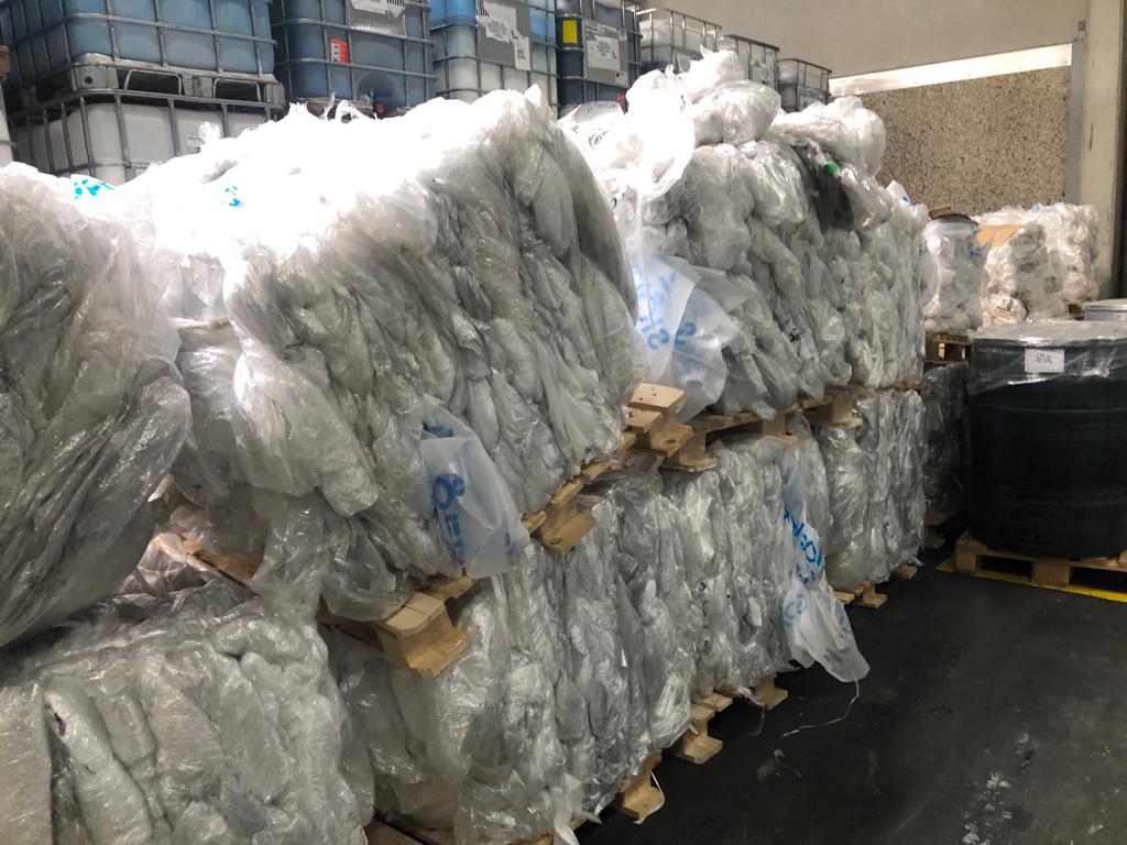 PE verpakkingsfolie