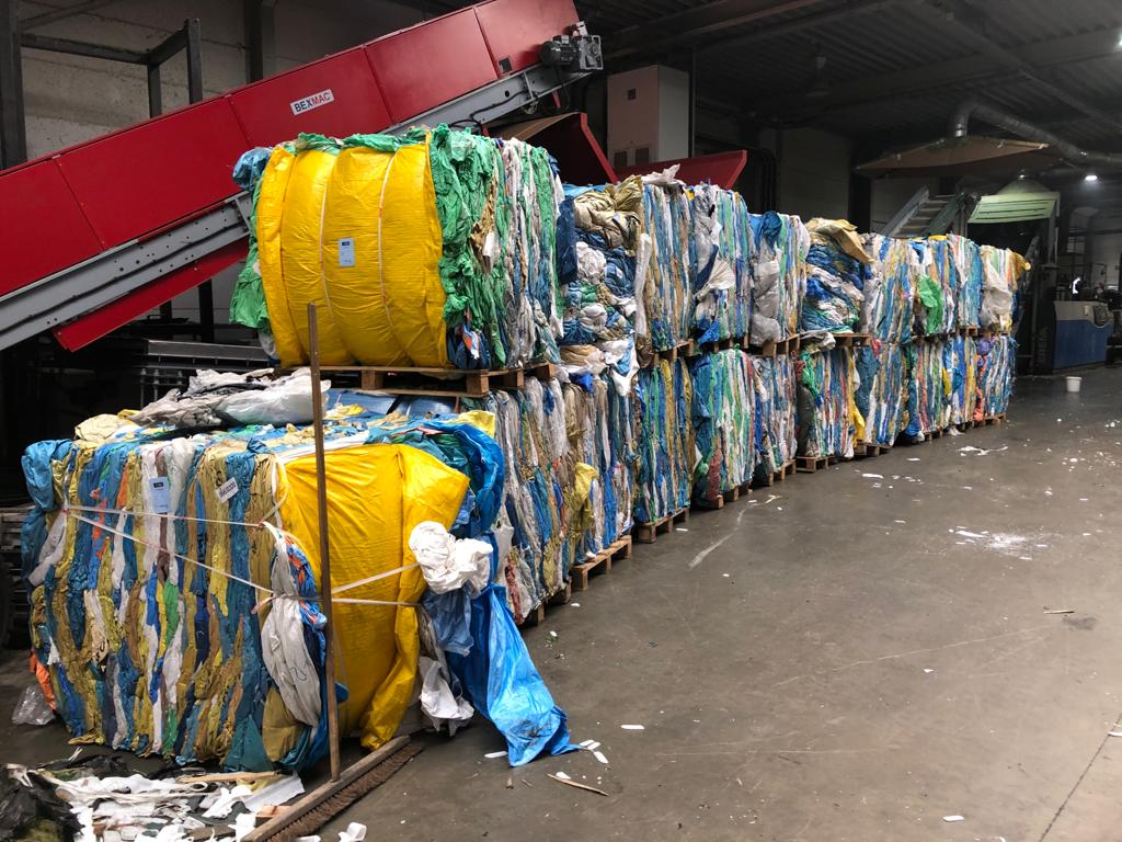Plastic Recycling Despriet